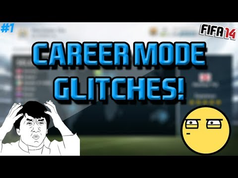 FIFA 14 - Career Mode Glitch - Get players for free