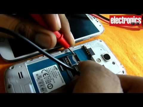 How to check dead mobile with multi-meter || Hindi