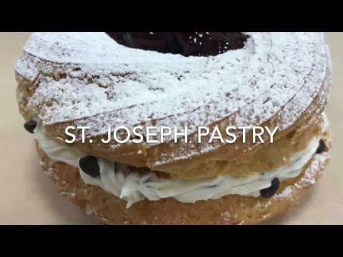 St. Josephs Pastry Tutorial