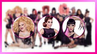 RuPaul's Drag Race Season 6 Cast \