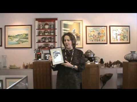 El Paso Appraiser Susan Eisen Discusses the Art Appraisal Process