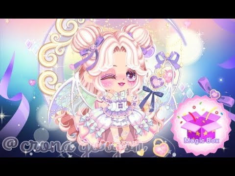 LINE Play - Completing The Little Succubus Magic Box (33 Cash - 1/9 The Original Price)