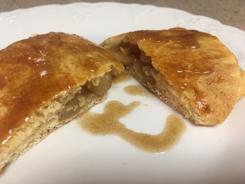 Easy Apple Turnovers Puff Pastry Recipe