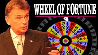 Wheel of Fortune (NES) James and Mike Mondays
