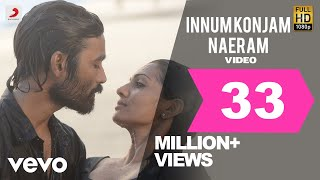 Maryan - Innum Konjam Naeram Video | A. R. Rahman | Dhanush | Super Hit Song