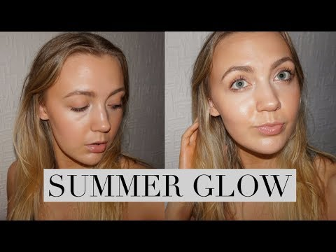 GRWM Summer Bronze Glow Makeup