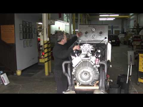 Ford 347 450HP Stroker Engine