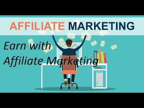 [Hindi-हिन्दी] How Earn Money with Affiliate Marketing