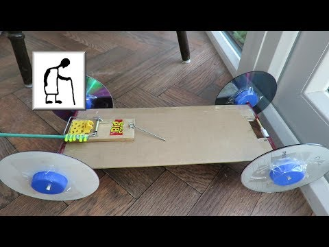 RBPC converted to Mousetrap Car