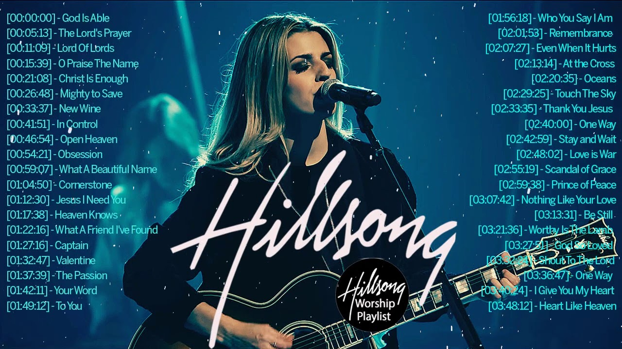 TOP HOT HILLSONG Of The Most FAMOUS Songs PLAYLIST🙏HILLSONG Praise And Worship Songs Playlist 2021