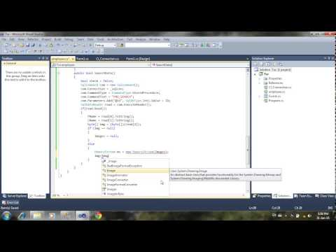 how to create search data using class in c# part7