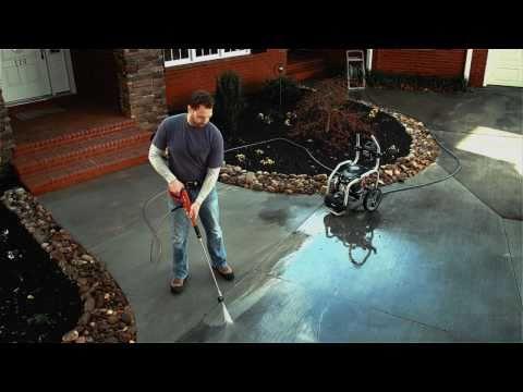 Homelite Pressure Washer Commercial