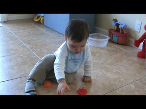 autistic autism pdd-nos baby repetitve play