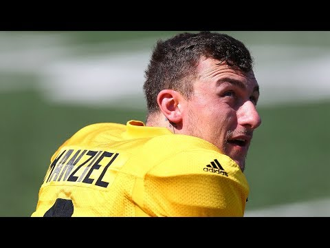 Can Johnny Manziel electrify the CFL?