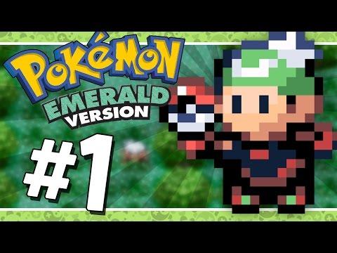 Pokémon Emerald: Grass Monotype - 1 - Littleroot Town