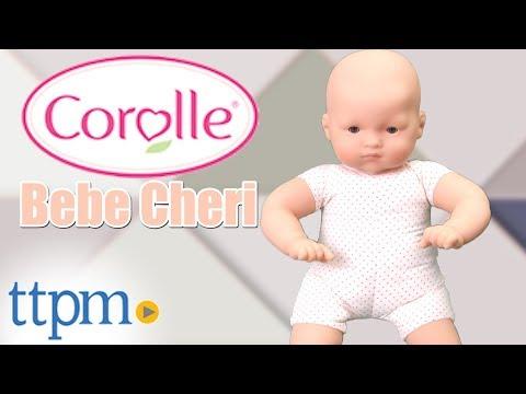 Mon Bebe Cheri to Dress Doll from Corolle