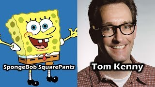 Characters and Voice Actors - SpongeBob SquarePants (Part 1: Main Cast)