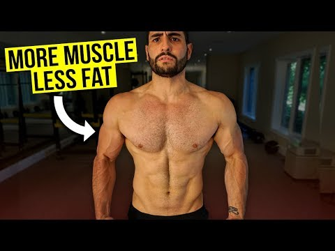 5 Tips For Building LEAN Muscle Mass (DIET AND WORKOUT