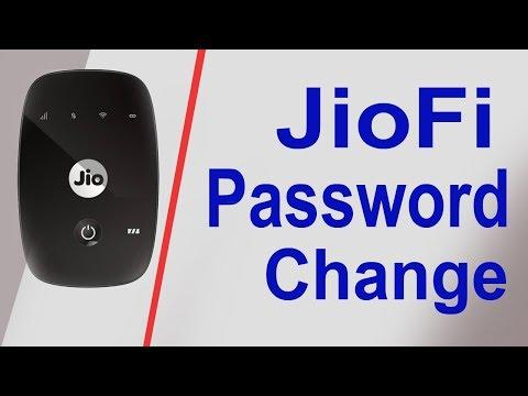 How To Change JioFi Wi-Fi Password using jiofi.local.html
