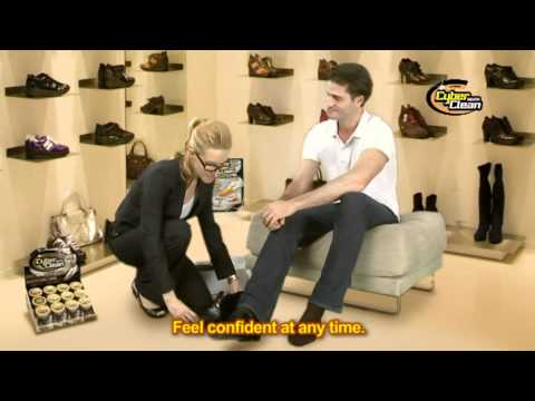 Cyber Clean For Inside Shoes (english)