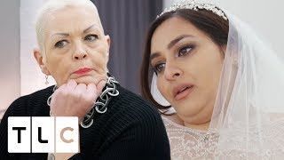 Jo and Al Are Confused Over What Dress This Bride Wants!   Curvy Brides