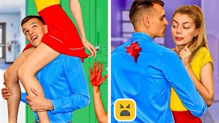 FUNNY COUPLE PRANKS! 11 CRAZY PRANK on Friends || Best Prank Wars & Funny Situations by Mr Degree