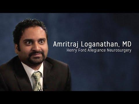 Amritraj Loganathan, MD - Neurosurgeon, Henry Ford Allegiance Neurosurgery