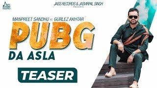 Teaser | Pub G Da Asla-Manpreet Sandhu Ft.Gurlez Akhtar | Desi Crew | Releasing Soon | Jass Records