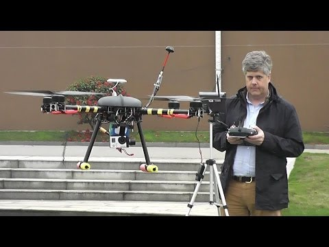 Learn to fly Quadcopters in 5 minutes