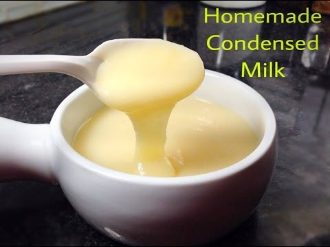 How To Make Homemade Condensed Milk Recipe - Made with Only 2 Ingredients (HUMA IN THE KITCHEN)
