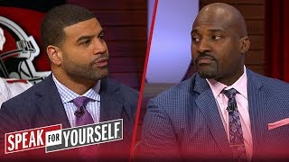 Marcellus Wiley: LeVeon not getting what he wanted wasn