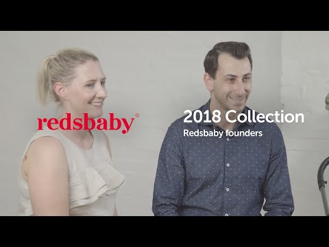 Redsbaby founders on the 2018 Collection of prams