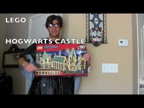 Time Lapse Lego Hogwarts Harry Potter Castle Build! || Lego Builds + Reviews || Konas2002