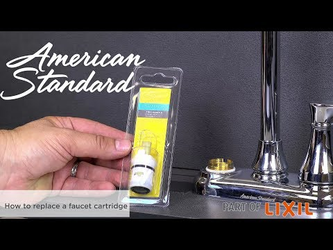 How to Replace a Faucet Cartridge