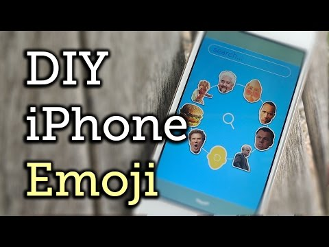 Create Your Own Unique Emoji on Your iPhone with iMoji [How-To]