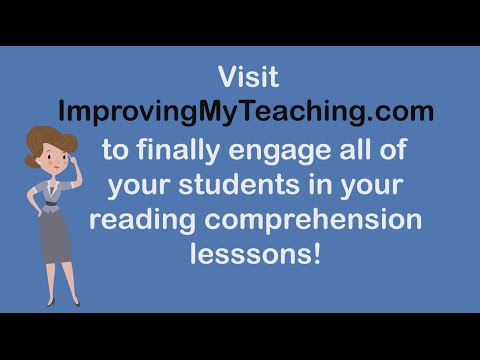 Teaching Reading Comprehension Skills to Kids