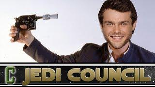 Star Wars: Han Solo Drama!  What