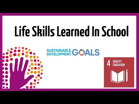 Life Skills Learned in School