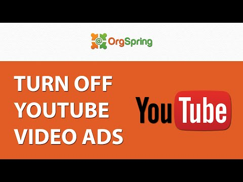 Turn Off Ads on YouTube Videos