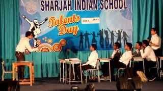 Classroom Comedy Skit- 2013 - SIS