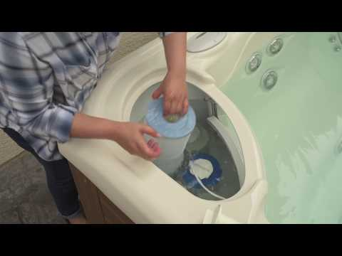 How to Clean Your Hot Spring® or Hot Spot® Hot Tub Filter