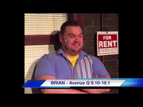 Interview with Brian at The Noel S. Ruiz Theatre