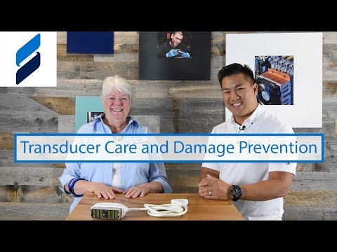 Quality Tip - Ultrasound transducer care and damage prevention discussion