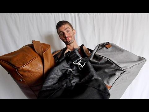 My Style 101: The Weekender Bag (2017 update)