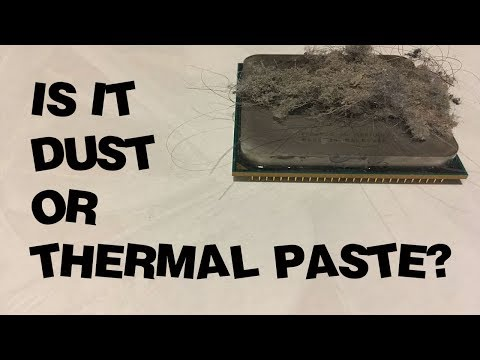 THERMAL PASTE - How often should you change it?