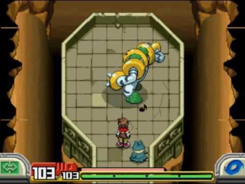 Pokemon Ranger: Shadows Of Almia Capture Regigigas