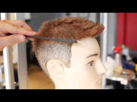 How to Remove a Weight Line in a Haircut - TheSalonGuy