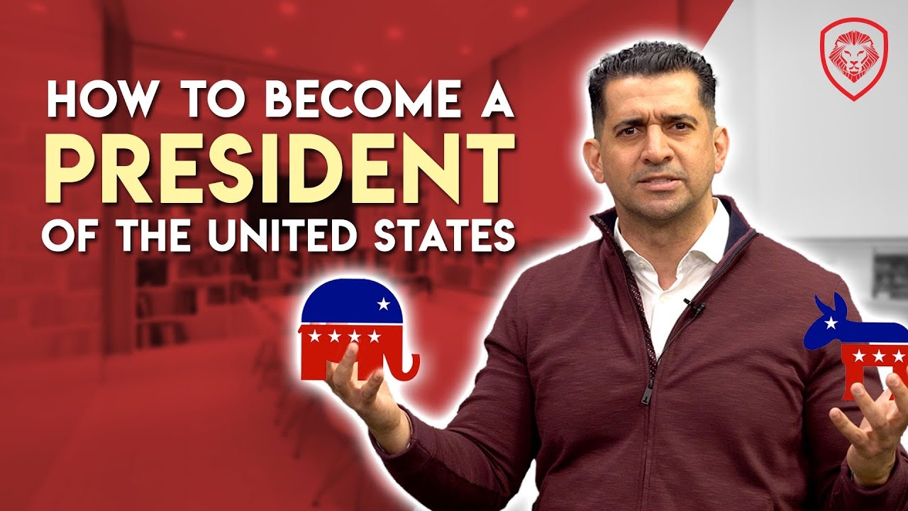 US Election System Explained- How to Become the President of US