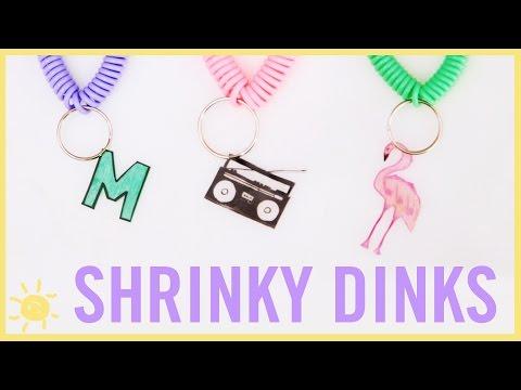 DIY | Magic Shrinking Charms!