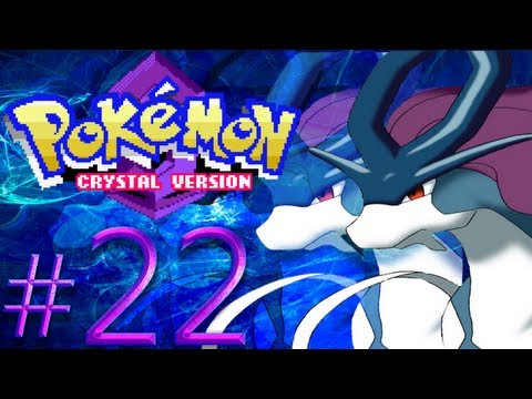 Let's Play Pokemon Crystal - Part 22 - Goldenrod City Radio Tower